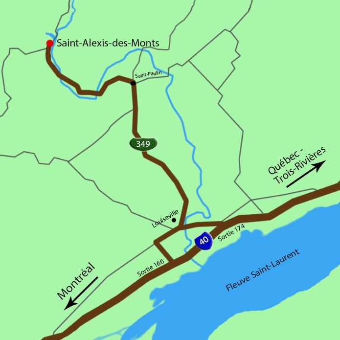 Saint-Alexis-des-Monts