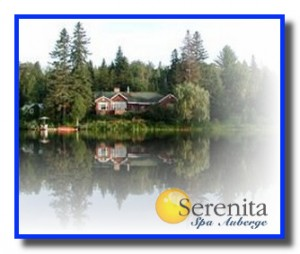 Serenita Spa Auberge. Un bel hébergement en Mauricie.