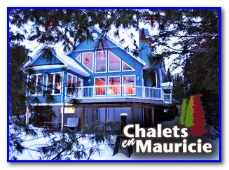 Chalets en Mauricie